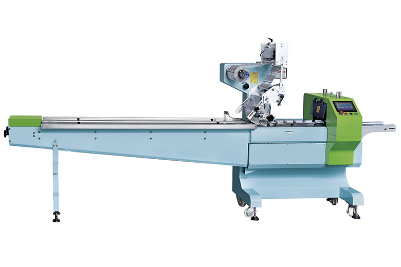 full servo flow packing machine cb-300s/350s | chlbpack