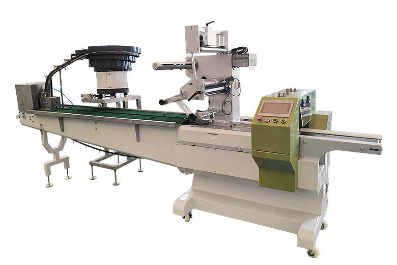 Full Servo Syringe Flow Packing machine CB-300SZ