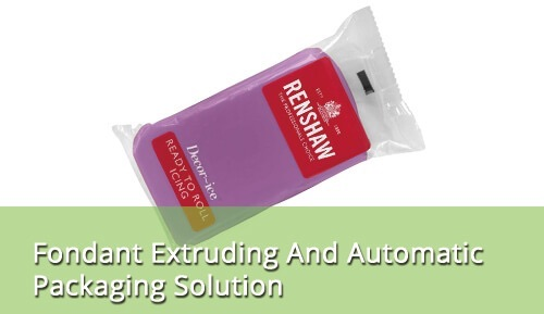 Fondant-Extruding-And-Automatic-Packaging-Solution
