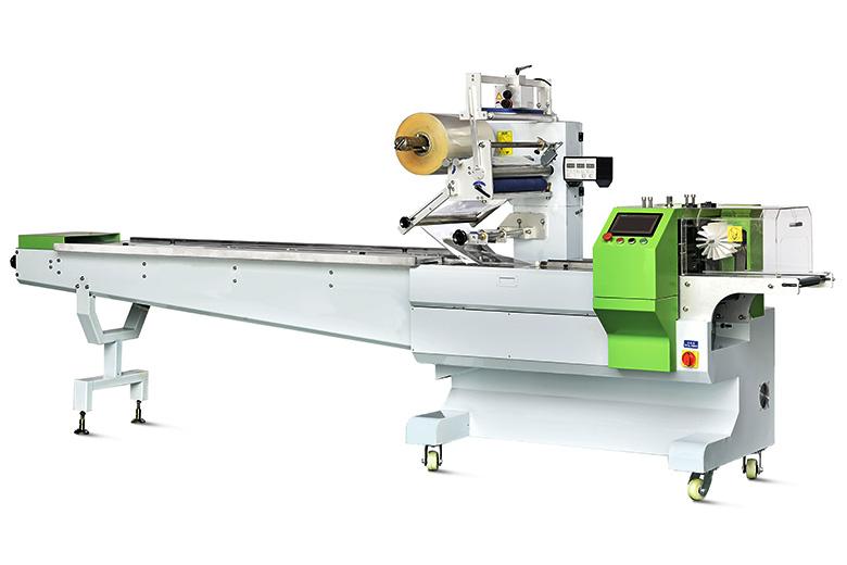 full servo flow packing machine cb-450s/500s | chlbpack